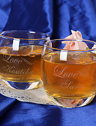 Personalized Wiskey Glass (Set of 2)