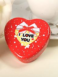 """""""I LOVE YOU"""" Heart Shaped Mint Tin (set of 6)"""