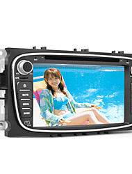 7 Inch Car DVD Player for Ford Mondeo 2009-2011 with Canbus (GPS, ISDB-T, Bluetooth, RDS)