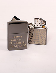 Personalized Lighter - Cross Print