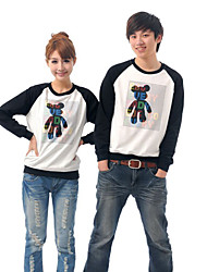 Raglan Sleeve Bear T-shirt