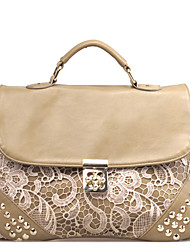 Nail Lace Cross-body Bag(33cm*12cm*25cm)