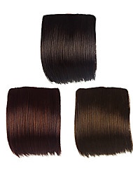 Clip in Synthetic Hair Bang 3 Colors Available