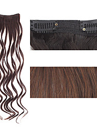 21 Inch Clip in Synthetic Hair Extension