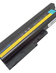 9 cell Battery for IBM Lenovo ThinkPad T60 T60p SL300 SL400 SL500 R500 T500 W500 R60 R60e R60i R61 R61e T61i T61