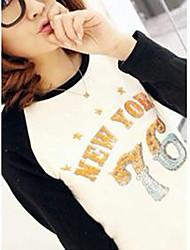 Нью-Йорк письмо основных футболку