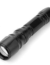 LS60 3-mode CREE XM-L T6 LED torcia elettrica (1000lm, 1x18650)