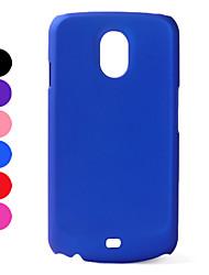 cas matte de protection pour Samsung i9250 (couleurs assorties)