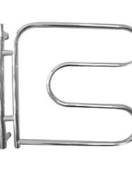 40w Schwenkarm aus Edelstahl für Wandmontage Rundrohr Handtuch Wäscheständer