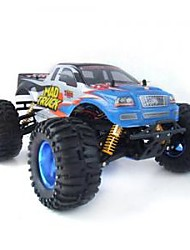 1/10 rc land elektrisk drevet RTR monster truck (yx00460)