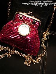 Sequin Wallet Chain Bag(24cm*8cm*20cm)