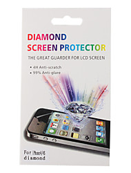 filme de diamante para o iphone 4