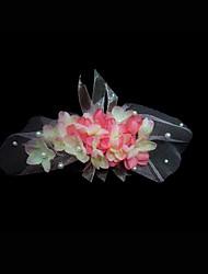 Women's Tulle/Silk Headpiece - Wedding/Special Occasion Fascinators