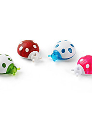 Cute Ladybug Shaped Fridge Magnets (4-Pack Random Colors)