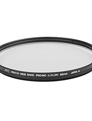 Genuine JYC Super Slim High Performance Wide Band PRO1 CPL Filter 82mm