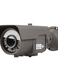 Sony Effio-e 700 tvline 40 metros de cámara bullet IR resistente al agua con 4-9mm lente varifocal manual