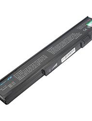 6 Cell Battery for Gateway 3UR18650F-2-QC-MA1 2MA3BTLI603