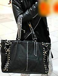 Nail Zipper Cross-body Bag(19cm*2cm*9.5cm)