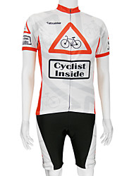 kooplus-mens ciclos cortos trajes con pantalones cortos babero