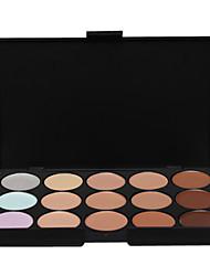 15 Colors Concealer Plate