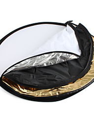 5-in-1 Collapsible Large Flash Reflector Board (80cm Diameter)