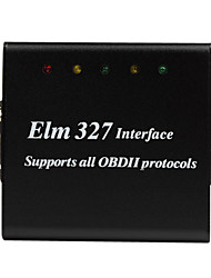 ELM327 obd 2 interface de diagnóstico cabo vag-com