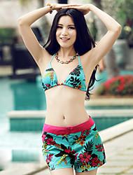 drucken Frauen Bikini Set