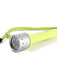 pop Lite f2 2-modo de 150 lúmenes linterna de buceo (60m y 25m de profundidad que va de agua)