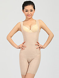 seamless busto aberto meados coxa algodão shaping bodysuit shaper lingerie sexy