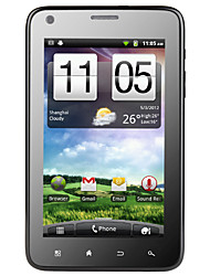 Heir - 3G Android 2.3 Smartphone with 5.0 Inch Capacitive Touchscreen (Dual SIM, GPS, WiFi)