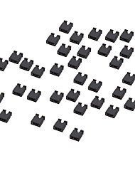 2.54mm Pitch Mini Jumper Socket (50 Pieces a pack)