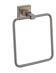 Antique Bronze Wall-mounted Towel Ring