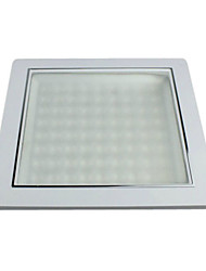 12W Modern LED Flush Mount Lights Square Shape