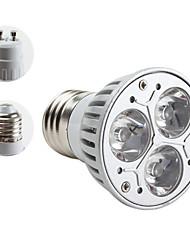 Lampadina luce bianca calda E27/GU10 12W 3000K 270LM (220V)