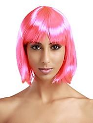 Heat-resistant Fiber Short Fashion BoB Styly Party Wig