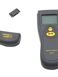High Accuracy Moisture Meter for Wood and Other Subjects