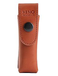 xeno h3gl v2 étui en cuir véritable lampe de poche pour g95