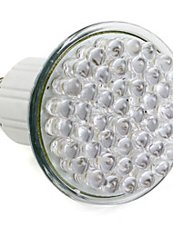 3W E14 LED Spotlight MR16 48 High Power LED 240 lm Natural White AC 220-240 V