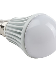 B22 W 3 High Power LED 450 LM Natural White A Globe Bulbs AC 85-265 V