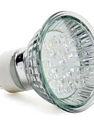 GU10 LED Spot Lampen MR16 15 High Power LED 40 lm Natürliches Weiß AC 220-240 V