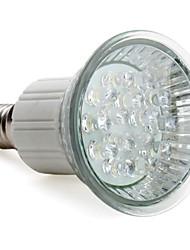 E14 Spot LED PAR38 15 LED Haute Puissance 75 lm Blanc Naturel AC 100-240 V