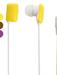 Candy Style In-Ear Earphones (Assorted Colors)