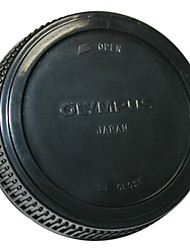 Rear Lens Cover cap for Olympus Panasonic Micro 4/3 E-PL2 E-P2 GF2 GF1
