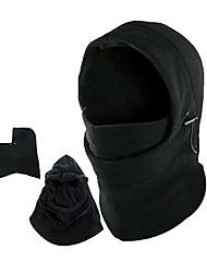 máscara de folha de bicamada anti-terrorismo (preto)