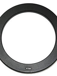 Anel adaptador 67 milímetros para Cokin p série