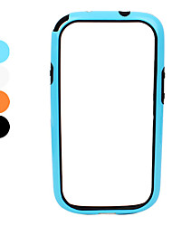 TPU Bumper Frame Case Skin for Samsung Galaxy S3 i9300