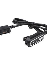 3,5 millimetri cavo convertitore audio con Micphone per sony ericsson k750 0.8m