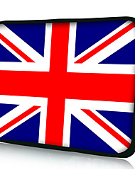 "Union Flag Neoprene Laptop Sleeve Case for 10-15"" iPad MacBook Dell HP Acer Samsung"