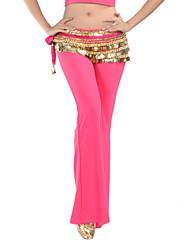 dancewear Polyester mit 338 Silbermünzen Bauchtanz Hüfttuch für Damen mehr Farben