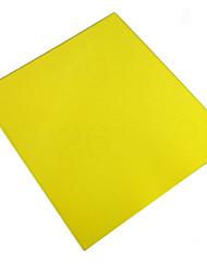 Filtro universal para lentes - amarelo